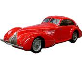 Alfa Romeo 8C 2900A - year 1936
