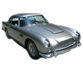 Aston Martin DB5 - year 1963