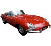 Jaguar E-Type - year 1963