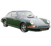 Porsche 911 - year 1969
